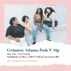 Atlanta East Posh N' Sip Saturday